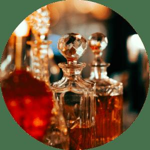 liqueurs spriritueux
